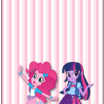 Tag Agradecimento  Equestria Girls (My Little Pony):