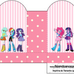 Caixa Coraçã  Equestria Girls (My Little Pony):
