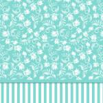 Azul Tiffany – Kit Completo com molduras para convites, rótulos para guloseimas, lembrancinhas e imagens!