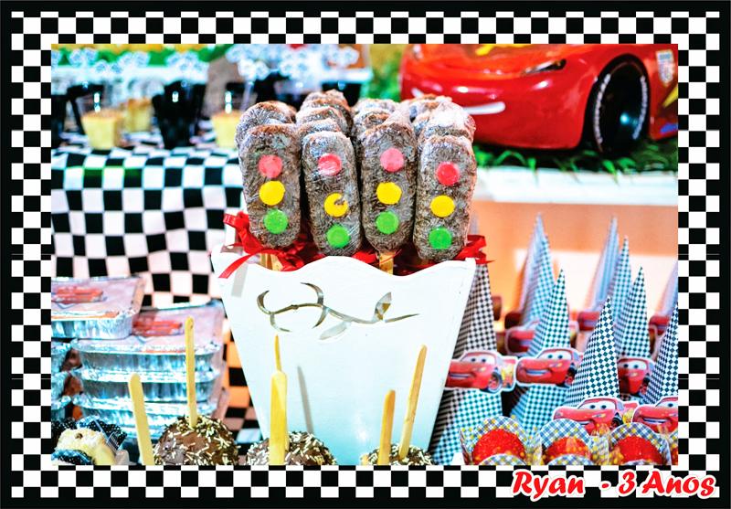 Ideias para Festa Carros da Disney!