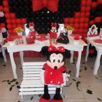 Tema: Minnie Vermelha – Festa da Leitora Lorena Vasconcelos!