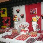 Tema: Minnie Vermelha – Festa da Leitora Nina Rios!