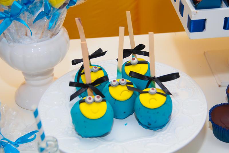 Cake Pops: