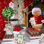 Tema: Natal – Festa da Leitora Carina Ribeiro!