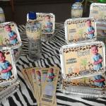 Tema:Safari – Festa da Leitora Liziane Jaques!