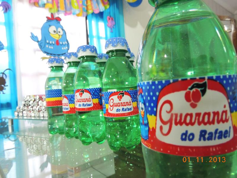 Guaraná Caçulinha: