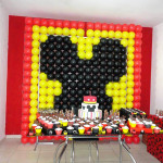 Tema: Mickey Mouse – Festa da Leitora Vanessa da Costa Rosendo Santana!