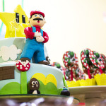 Tema:Mario Bros – Festa da Leitora Vanessa Almeida!