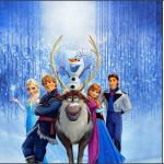 Mini Confeti Frozen Disney - Uma Aventura Congelante: