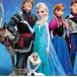 Caixa Bombom Frozen Disney - Uma Aventura Congelante: