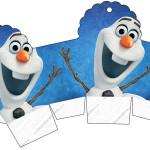 Caixa Cupcake Frozen Disney - Uma Aventura Congelante: