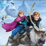 Rótulo Tubetes Frozen Disney - Uma Aventura Congelante:
