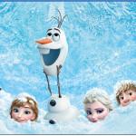 Rótulo Lata de Leite Frozen Disney - Uma Aventura Congelante: