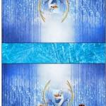 Rótulo Mini Talento Frozen Disney - Uma Aventura Congelante: