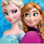 Rótulo Água Frozen Disney - Uma Aventura Congelante: