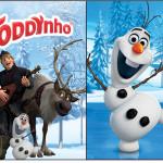 Rótulo Toddynho Frozen Disney - Uma Aventura Congelante:
