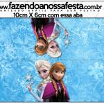 Saquinho de Balas Frozen Disney - Uma Aventura Congelante: