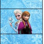 Bala Personalizada Frozen Disney - Uma Aventura Congelante:
