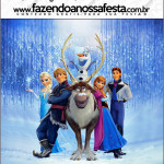 Mini Pastilha Docile Frozen Disney - Uma Aventura Congelante:
