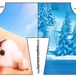 Convite Camisa Frozen Disney - Uma Aventura Congelante: