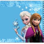 Convite Ingresso Frozen Disney - Uma Aventura Congelante:
