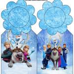 Marcador de Páginas Frozen Disney - Uma Aventura Congelante:
