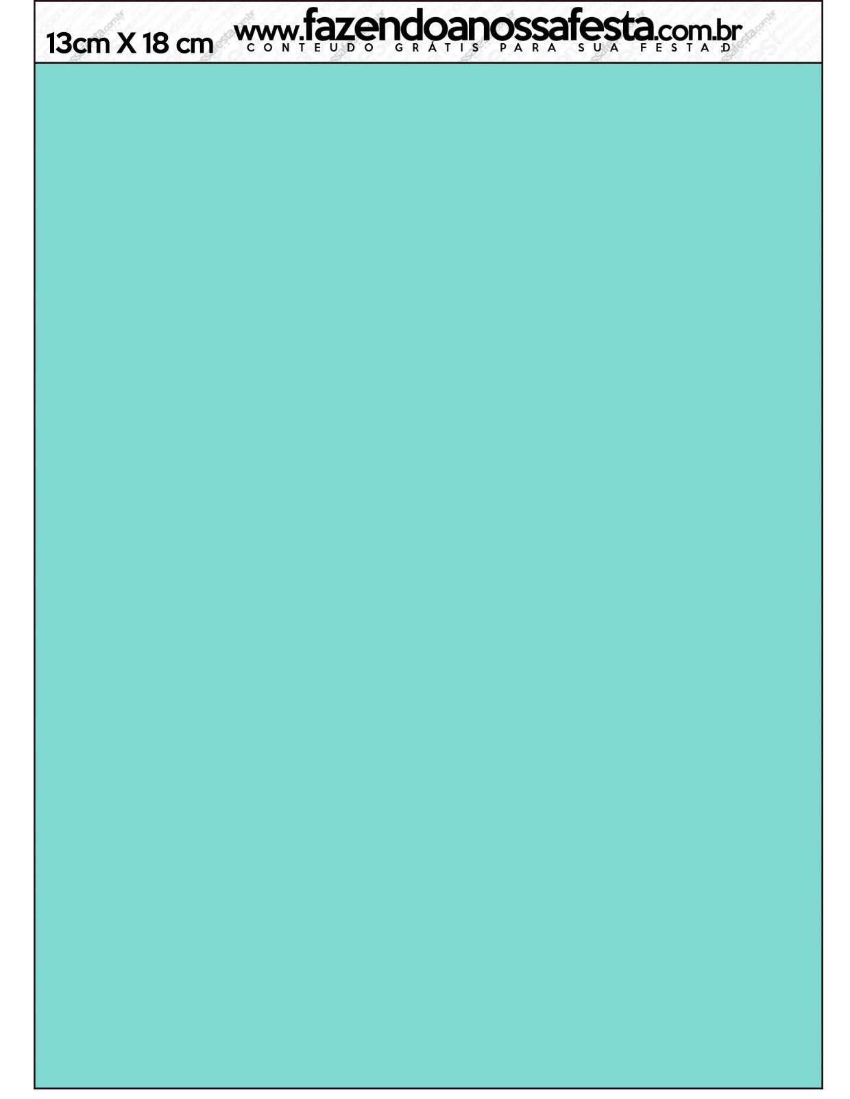Kit Azul Tiffany Fazendo A Nossa Festa 12 Jpg Car Interior Design #2F9C92 1240 1604