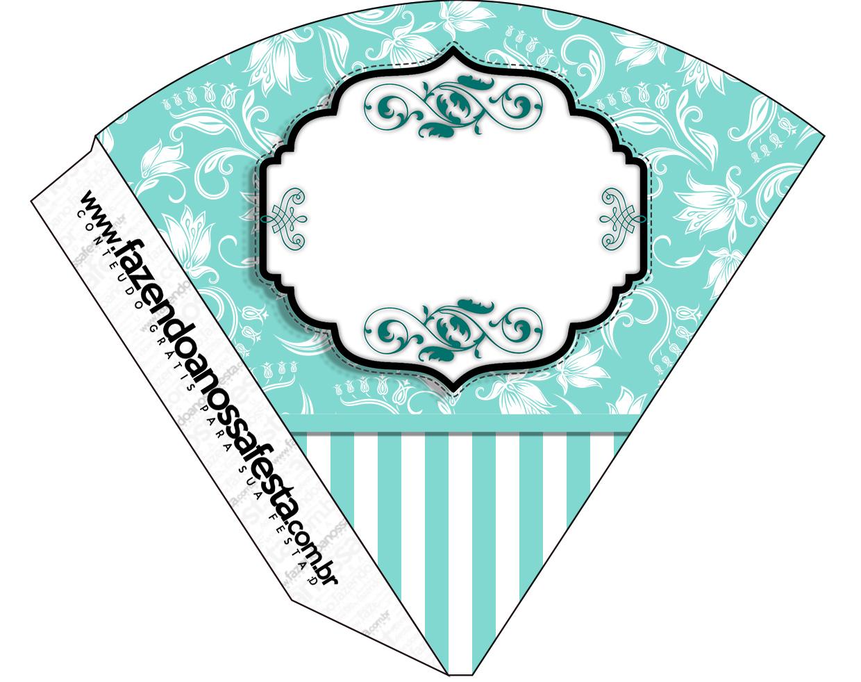 Related To Kit Completo Azul Tiffany Fazendo A Nossa Festa Car  #32998F 1240 981