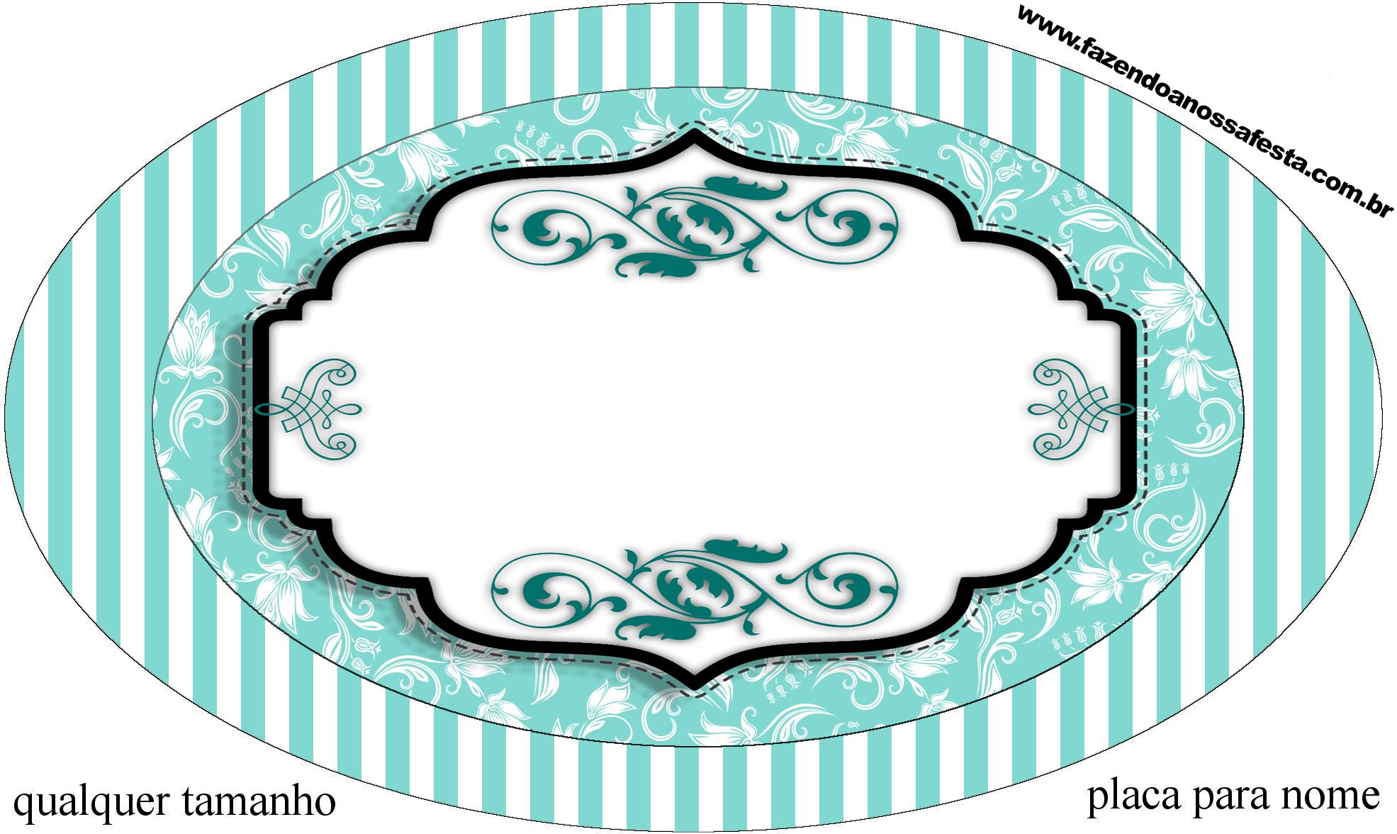 26 Kit Azul Tiffany Fazendo A Nossa Festa 6jpg #287873 1971 1176