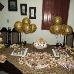 Tema: 50 Anos Oncinha – Festa da Leitora Maria Laisa Gomes Oliveira!