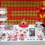 Tema: Homem de Ferro – Festa da Leitora Kátia Veras!