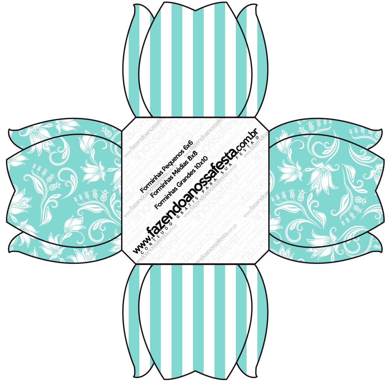 Kit Azul Tiffany Fazendo a Nossa Festa 52.jpg (620×702) Kit festa #309B91 1240 1209