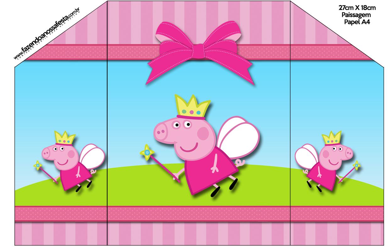 Legal Convite De Aniversario Gratis Peppa Pig Gr Tis Prontos Para Editar E  Imprimir La