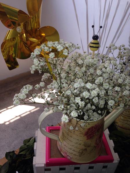 decoracao jardim encantado rustico:Tema: Jardim Encantado – Festa da Leitora Karina!