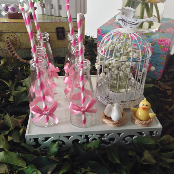 decoracao de bolas tema jardim encantado:Tema: Jardim Encantado – Festa da Leitora Karina!
