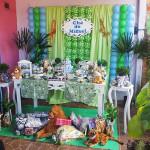 Tema: Chá de Bebê Safari – Festa da Leitora Mariane Torres!