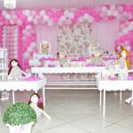 Tema:Bonecas de Pano – Festa da Leitora Júlia!