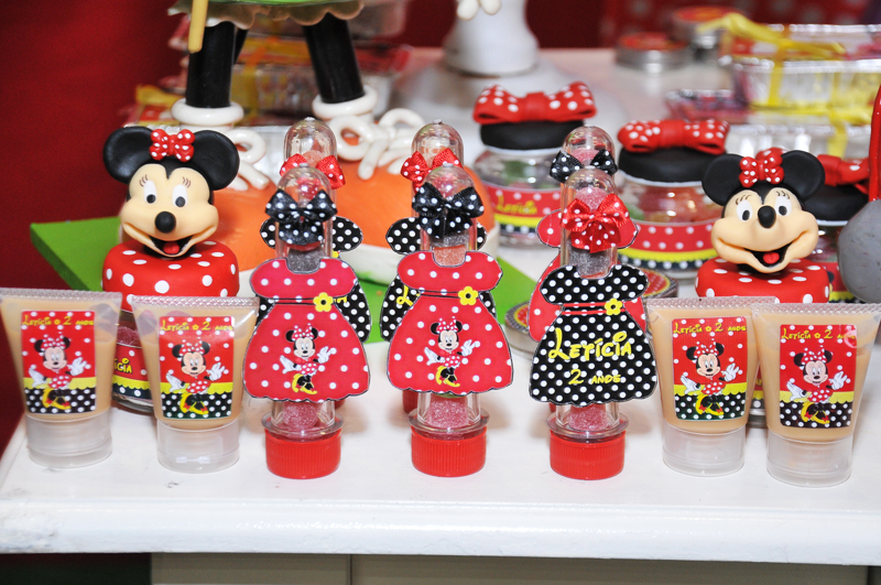 Pin Festa Tema Minnie on Pinterest