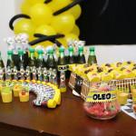 Tema: Construção – Festa da Leitora Raquel!