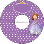CD DVD Princesa Sofia da Disney: