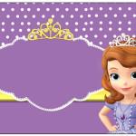 Marmita Princesa Sofia da Disney:
