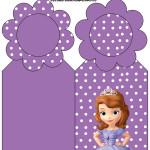 Marcador de Páginas Princesa Sofia da Disney: