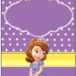 Tag Princesa Sofia da Disney: