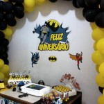 Tema:Batman – Festa da Leitora Silvia Helena Moreira Rosado!