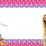 Rapuzel Disney – Enrolados – Kit Completo com molduras para convites, rótulos para guloseimas, lembrancinhas e imagens!