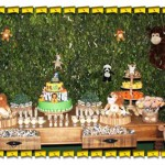 Tema: Safari Menino – Festa da Leitora Karlyane Camargo!