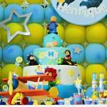 Tema: Pequeno Príncipe – Festa da Leitora Elaine Bergamasco!
