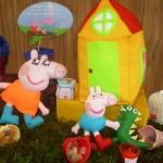 Tema: Peppa Pig – Festa da Leitora Karen!