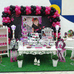Tema: Monster High – Festa da Leitora Maíra de Feo!
