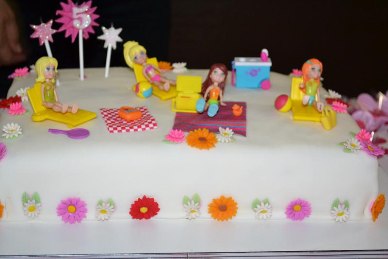 A Festa de 5 Anos - Tema Polly Pocket (207)